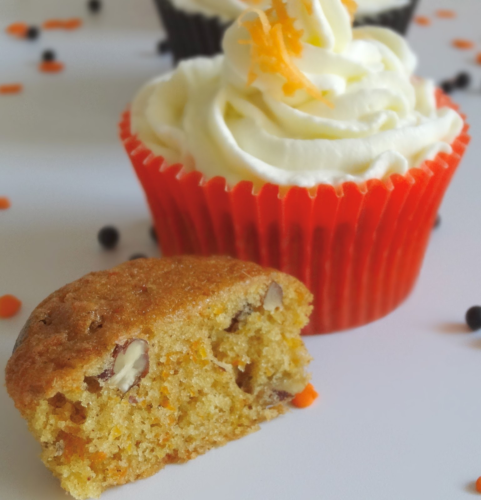 Carrot Cake Farine Pois Chiches