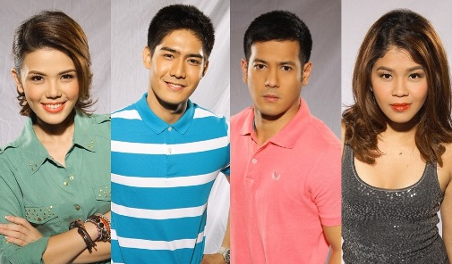 I Dare You Season 2 Hosted by Deniesse, Robi, John and Melai Premieres October 12 on ABS-CBN