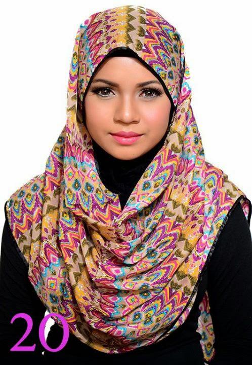 Hijab 1m20