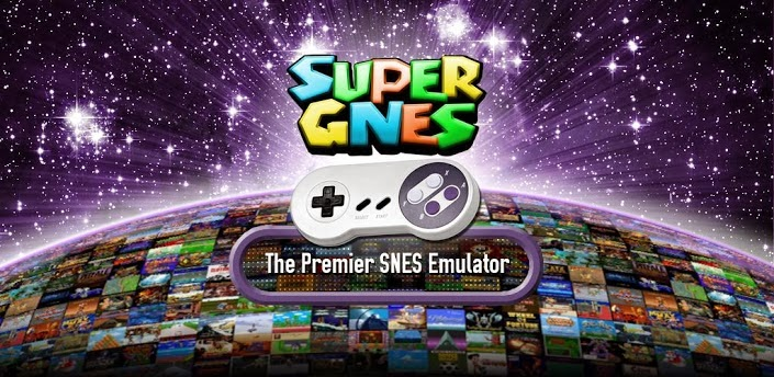 SuperGNES (SNES Emulator) v1.5.0   UPDATE PAID EMULATOR [APK] [Android] (Descargar Gratis)