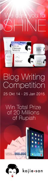 Kojiesan Blogging Competition