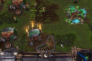 Screenshot  Battle Realms PC Game