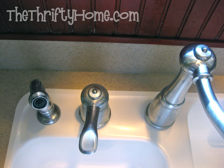 The Thrifty Home: How to Remove Hard Water