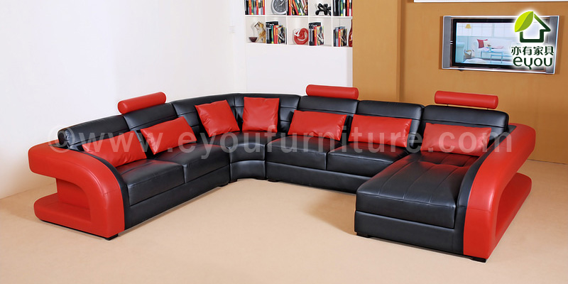 Seater Sofa set With Latherite Poshish And 7 Qutions and head rest