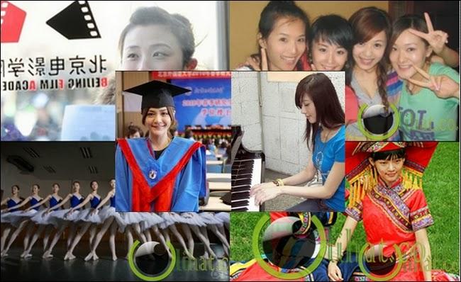10 Universitas di Negara China dengan Wanita Tercantik