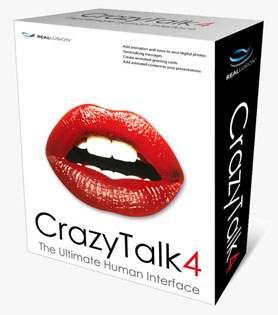برنامج  CrazyTalk لجعل صورتك تتحرك وتتكلم كما تريد