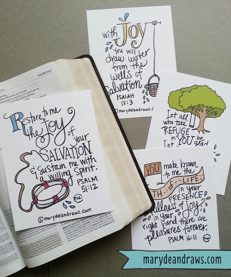 image regarding Free Printable Scripture Cards referred to as The Contentment useful resource + Absolutely free printable Scripture playing cards - Marydean Attracts