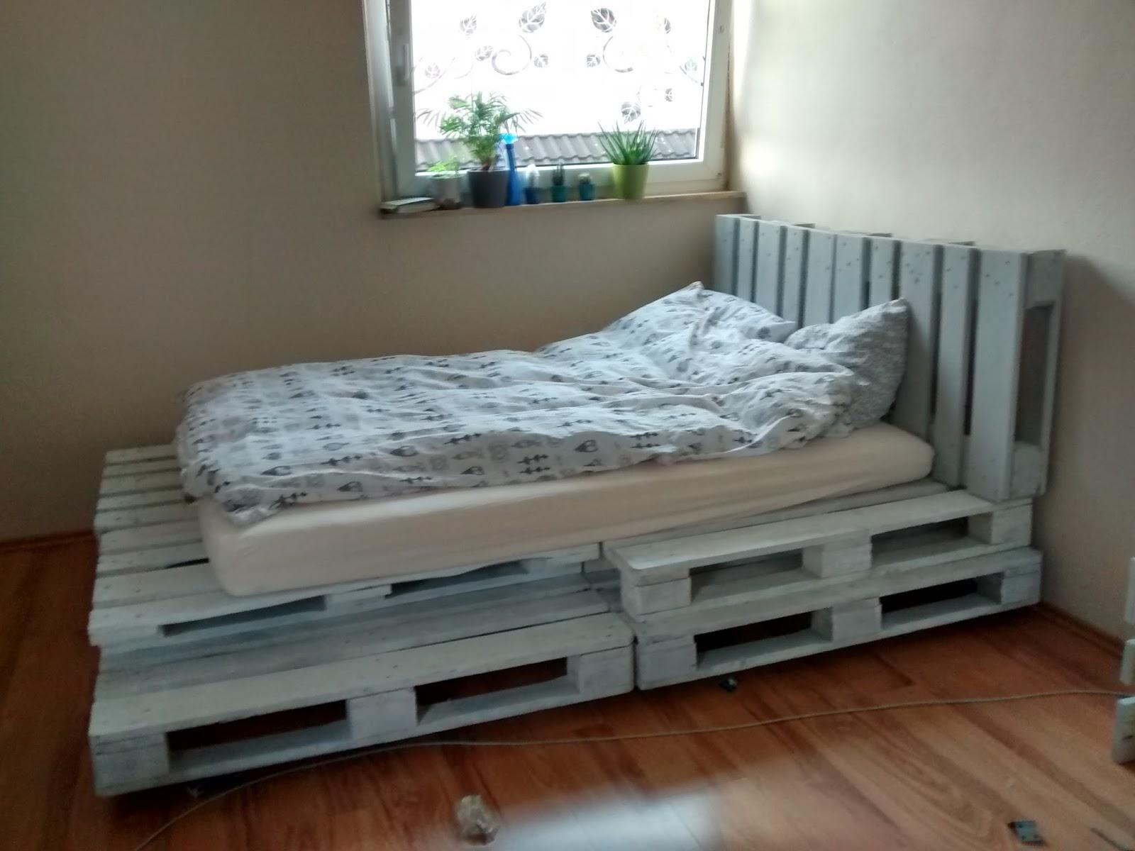 Der Plan - So baue ich mir mein Palettenbett! | DIYPalettenbett