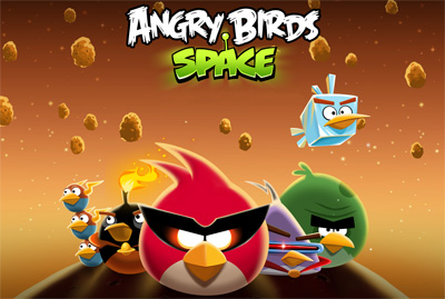 Download Angry Birds Space Terbaru PC