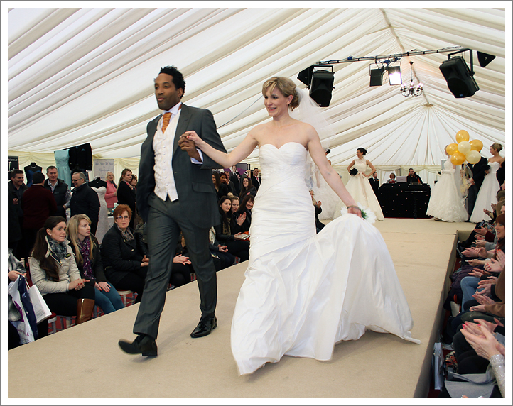 Eastwell Manor Wedding Show 3