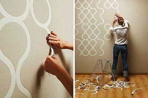 Jasa pasang wallpaper dinding murah jakarta for Wallpaper home murah