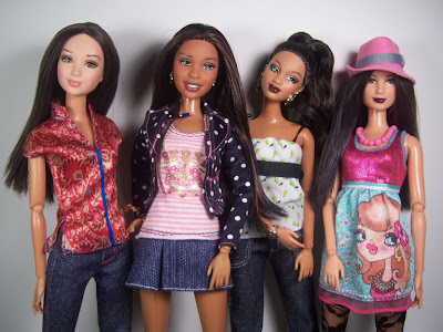 Barbie Fashionistas 2015 Commercial Fashion Fever Kira Desiree