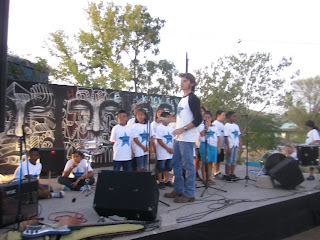 Ortega Elementary SuperStar Band