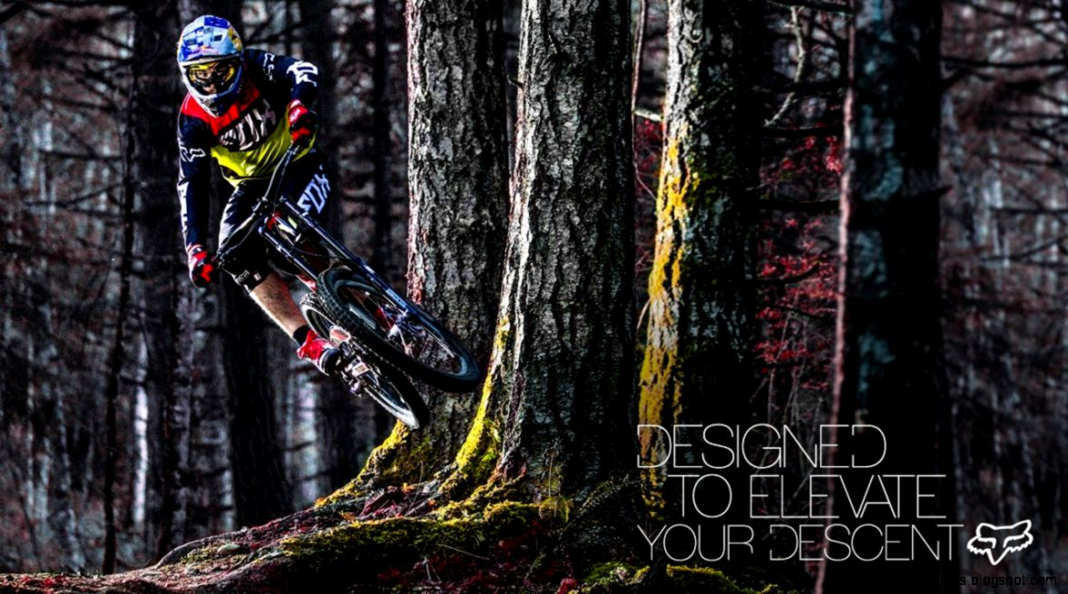 Fox MTB Presents  Spring Downhill 14 featuring Steve Smith and