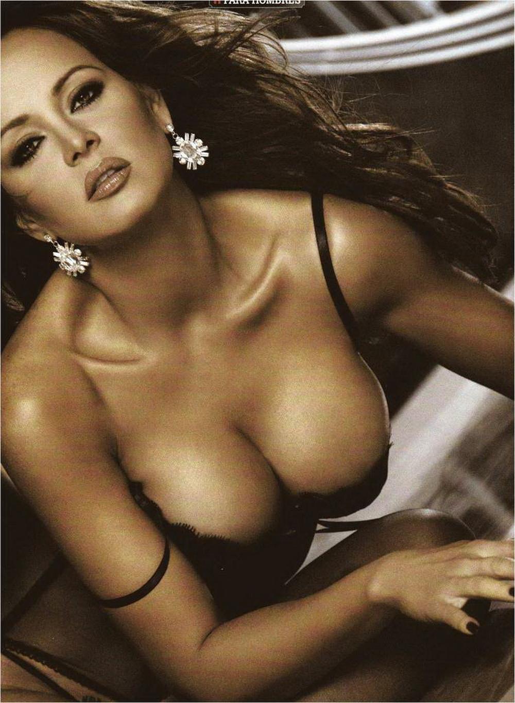 Gabriela Spanic Hot In Lingerie