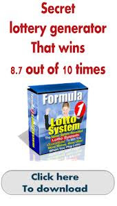Formula 1 lotto system download