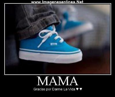Mamá gracias por darme la vida ♥♥