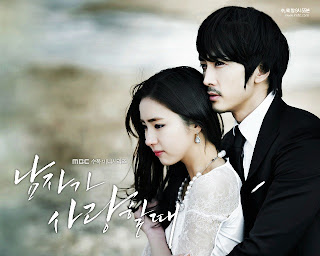 "Drama Korea ""When a Man Loves"" - BUKU SINOPSIS ~ DRAMA KOREA TERBARU"
