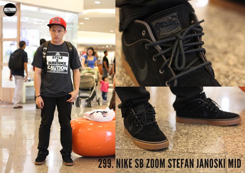 the best attitude e4cfb 8933b Astron Sneaker Hunts: 299. Nike SB Zoom Stefan Janoski Mid