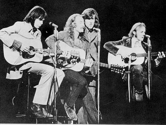 Crosby Stills Nash & Young: Woodstock