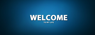 Ảnh bìa Welcome to my life dành cho timeline Facebook