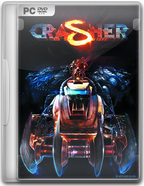 Capa Crasher   PC (Completo) 2011