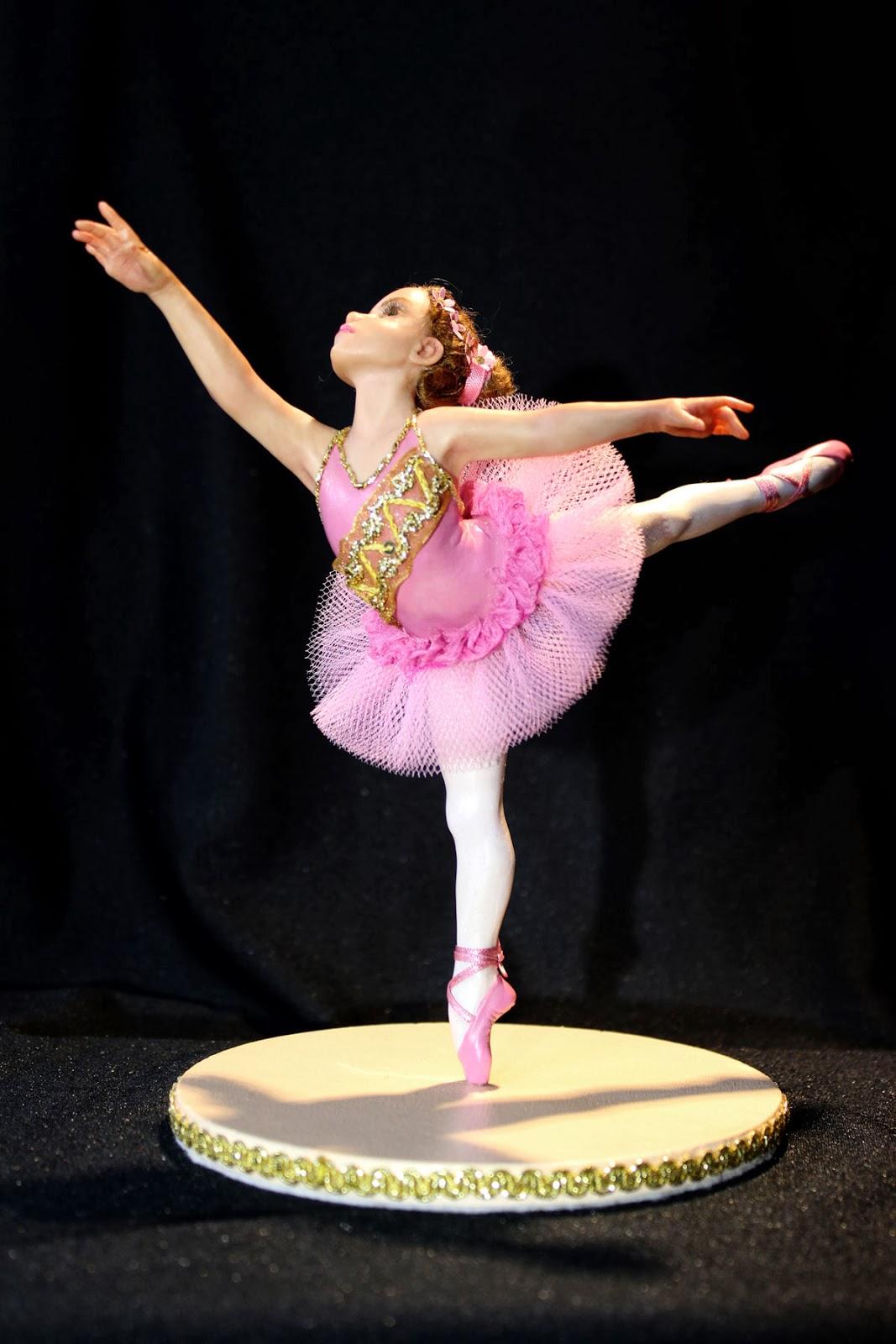 Ballet Dancer Silhouette Cake Ideas And Designs
