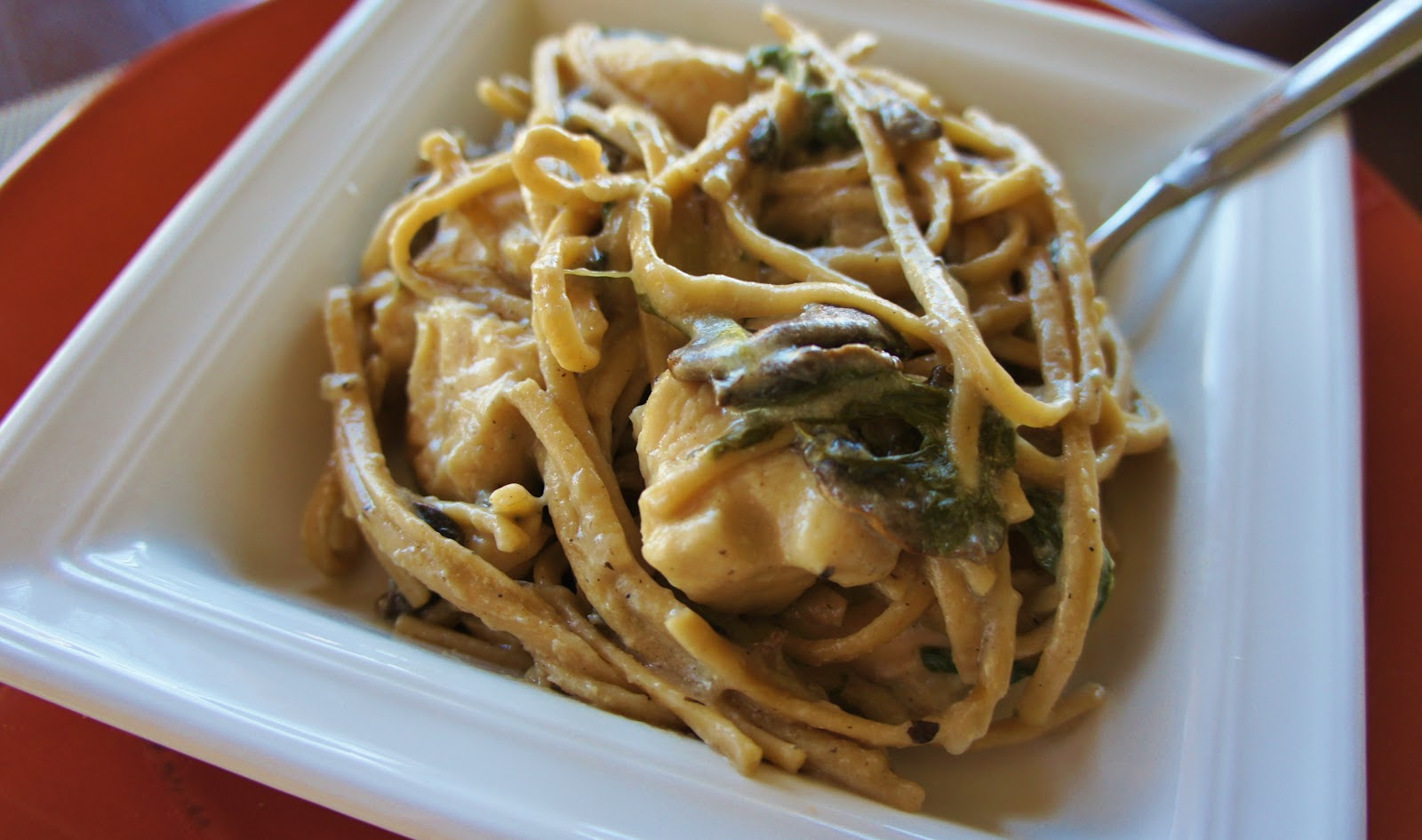 365 Days of Slow Cooking: Slow Cooker Recipe for Chicken Fettuccine ...
