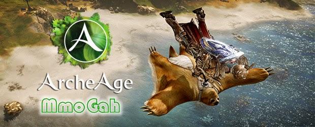 archeage sloth glider/ mmogah.com