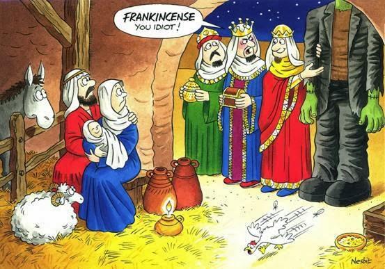 Frankincense Christmas Joke