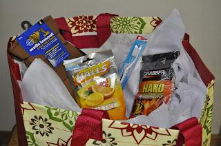 Christmas Gift for City Rescue Mission of Lansing Men's Shelter