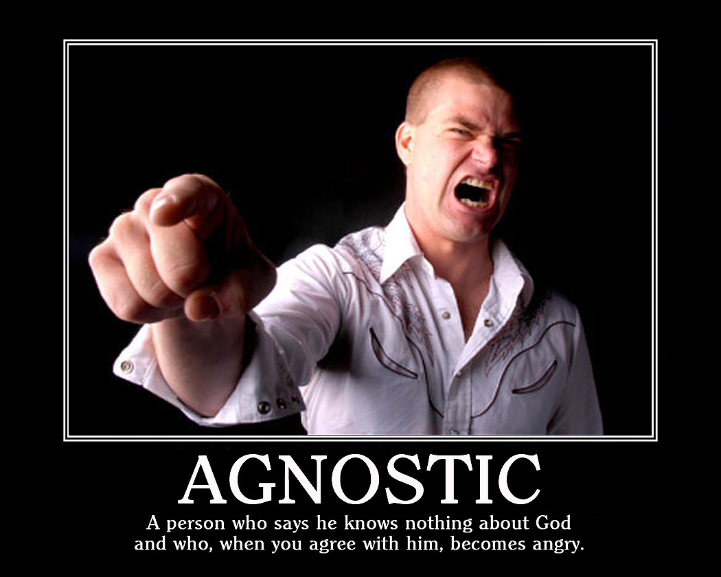 agnosticism is a religion Is christian agnostic a religion agnostic is a claim about knowledge or proof so it is not a religion a christian is a member of one of the multitude of sects of christianity, which is a religion an agnostic christian would be a christian who admits that they do not know — or cannot prove — to a certainty, that the christian god exists.