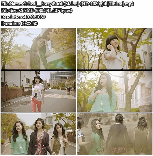 Download MV C-Real (씨리얼) - Sorry But I (Melon Full HD 1080p)