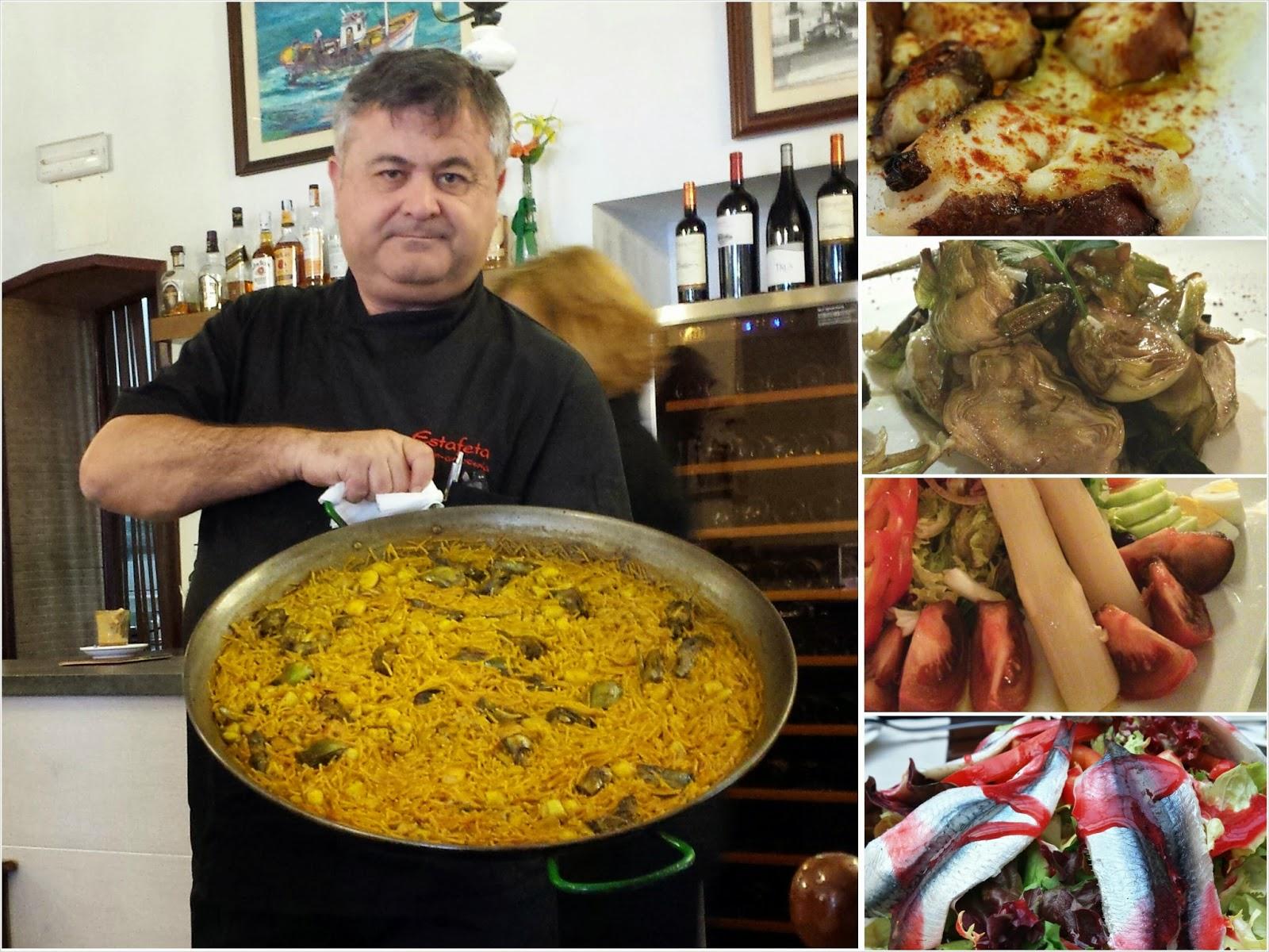 gastronomía típica de Benicàssim