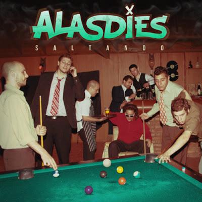 ALASDIES - Saltando (2012)