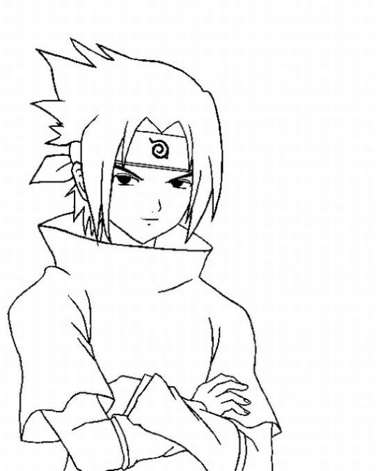 Naruto Coloring Pages title=