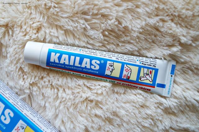 Kailas, krem ajurwedyjski, krem na problemy skórne