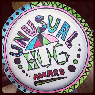 funny paper plate awards