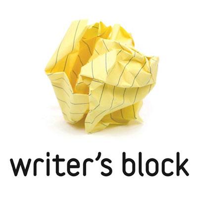 Essay writers block