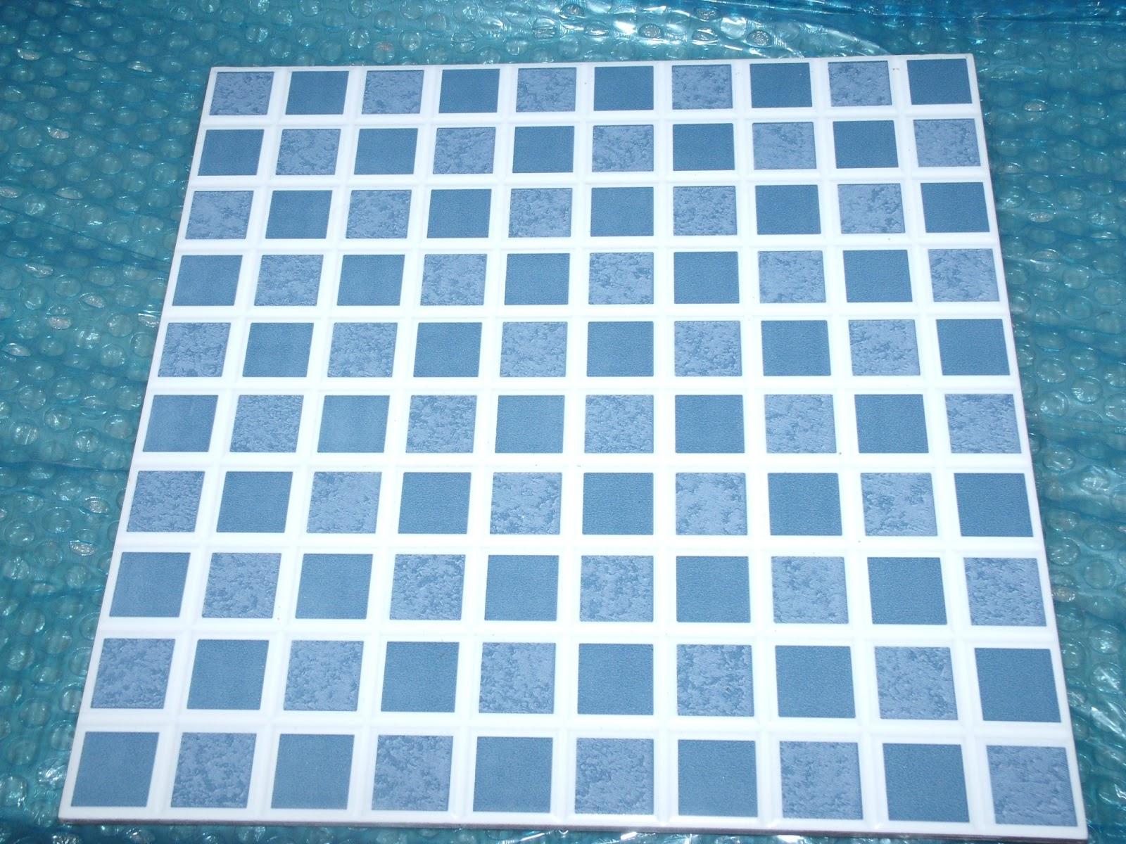 Nas parede laterais do banheiro este branco. #2683A5 1600x1200 Banheiro Azul Com Branco
