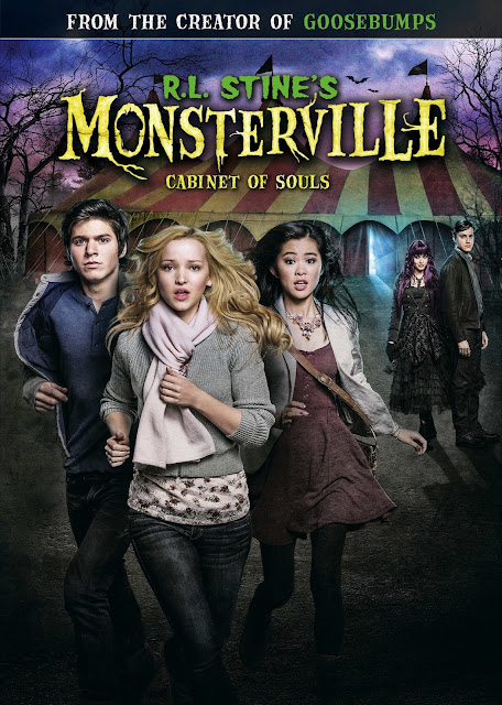 Monsterville: The Cabinet of Souls (2015) ταινιες online seires oipeirates greek subs