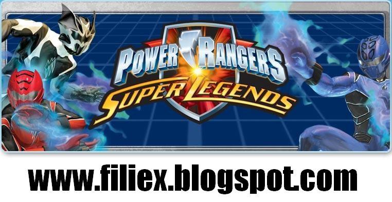 Power rangers super legends full rip vertion filiex download software dan game gratis - Power rangers ryukendo games free download ...