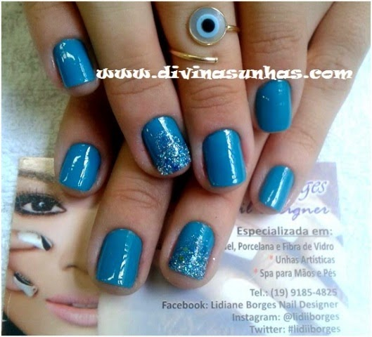 FOTOS DE UNHAS DECORADAS COM LIDIANE BORGES2