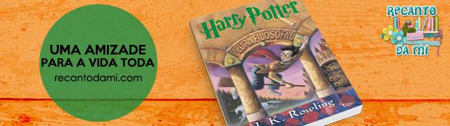 Uma amizade para a vida toda Harry Potter - J. K. Rowling  Editora Rocco