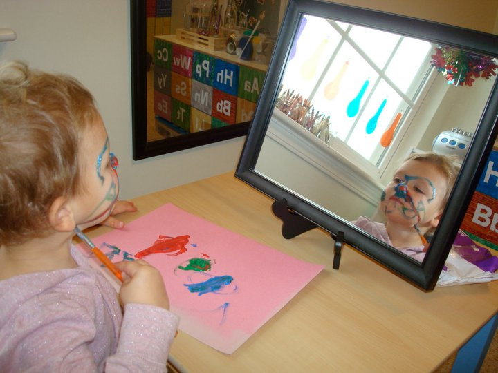 Mirror Exploration Activities For Children Do It