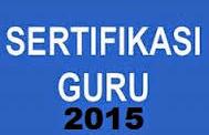 Tunjangan Profesi Guru (TPG) 2015 Dihapus