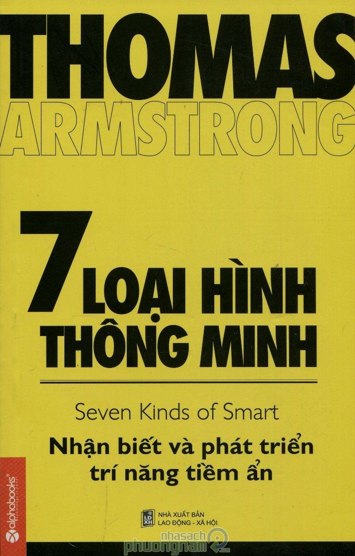 Ebook 7 loại hình thông minh - Thomas Armstrong