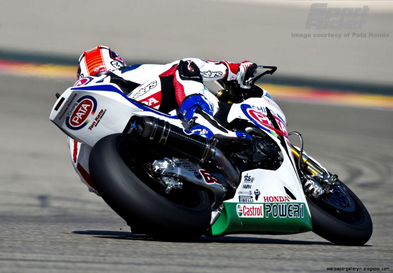Superbike Aprilia Aragon HD 2495 Wallpaper