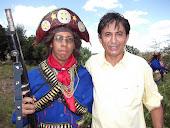 Gerson de Souza reporter da rede record