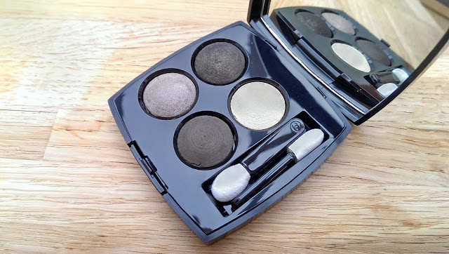The Chanel Mystere quad from the Autumn 2013 collection